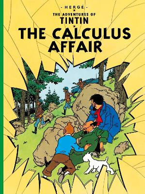 Calculus Affair by Herge