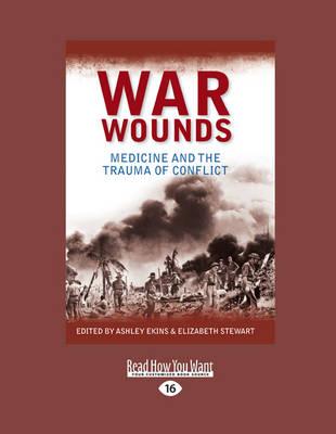 War Wounds by Ashley Ekins