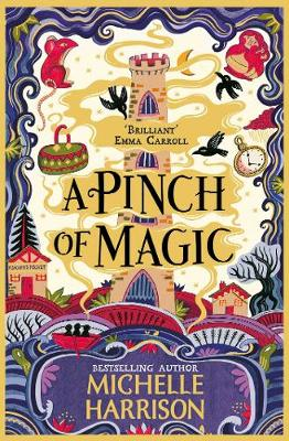 A Pinch of Magic book