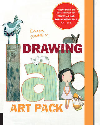 Drawing Lab Art Pack book