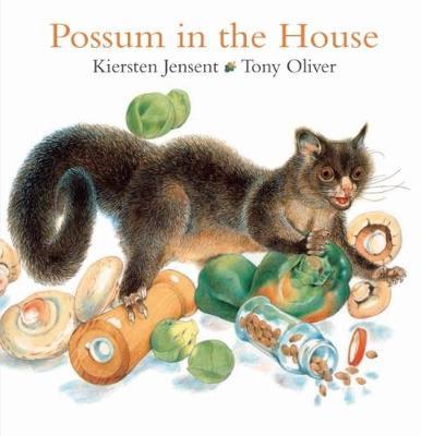 Possum in the House BC ED by Kiersten Jensent