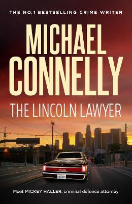 The Lincoln Lawyer book