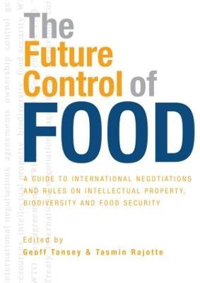 Future Control of Food book