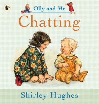 Chatting by Hughes Shirley