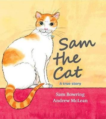 Sam the Cat book