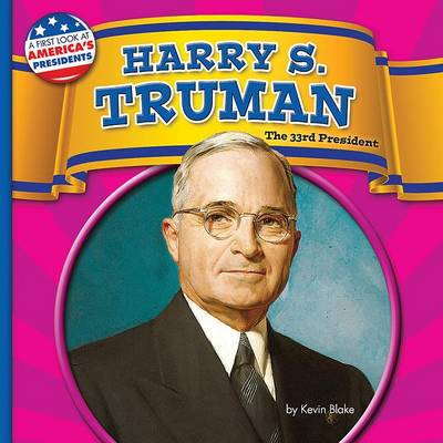 Harry S. Truman by Kevin Blake