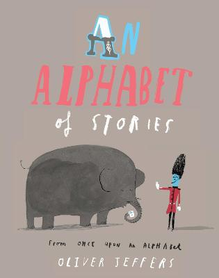 Alphabet of Stories book