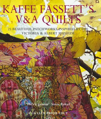 Kaffe Fassett's V & A Quilts book