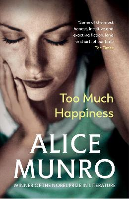 Too Much Happiness book