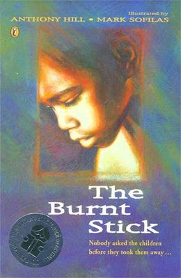 Burnt Stick book