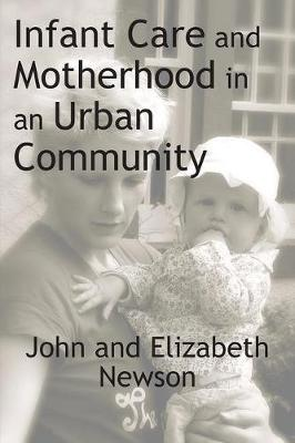Infant Care and Motherhood in an Urban Community book