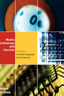 Media Technology and Society book