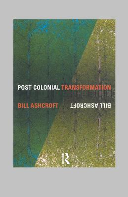 Post-Colonial Transformation book
