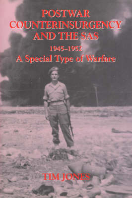 Post-war Counterinsurgency and the SAS, 1945-1952 book