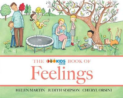 ABC Book of Feelings by Helen Martin