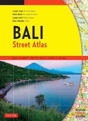 Bali Street Atlas by Periplus Editions