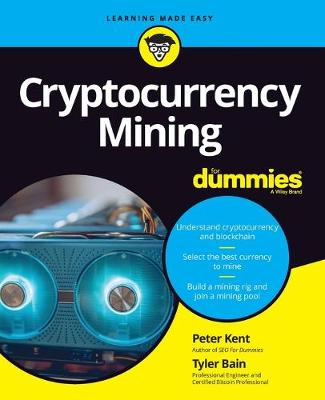 Cryptocurrency Mining For Dummies book
