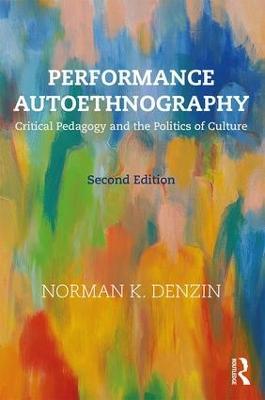 Performance Autoethnography book