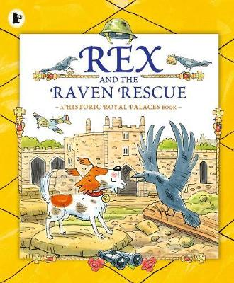 Rex and the Raven Rescue by Kate Sheppard