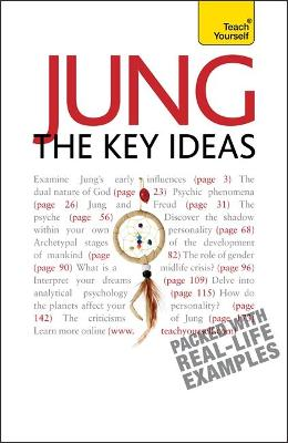 Jung: The Key Ideas by Ruth Snowden