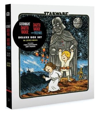 Goodnight Darth Vader/Darth Vader and Friends Box Set by Jeffrey Brown