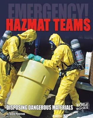 Hazmat Teams by Justin Petersen