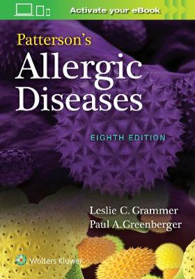 Patterson's Allergic Diseases book