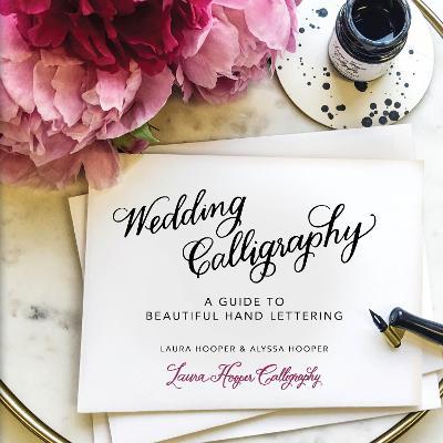 Wedding Calligraphy by Laura Hooper