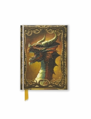 Beyit: Red Dragon (Foiled Pocket Journal) by Flame Tree Studio