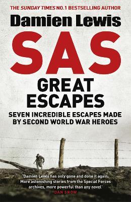 SAS Great Escapes book