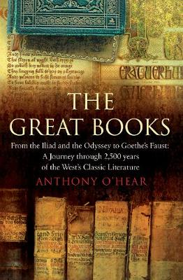 Great Books by Anthony O'Hear