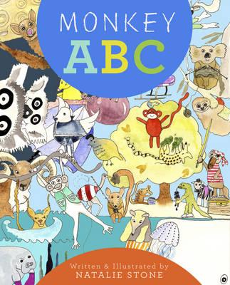 Monkey ABC by Natalie Stone