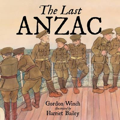 Last Anzac by Winch,Gordon