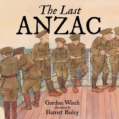 Last Anzac by Winch,Gordon