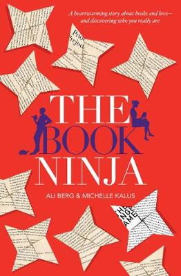 Book Ninja by Ali Berg