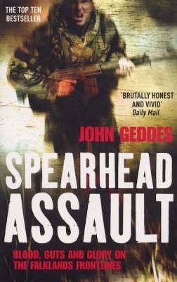 Spearhead Assault book