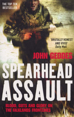 Spearhead Assault book