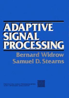Adaptive Signal Processing by Bernard Widrow