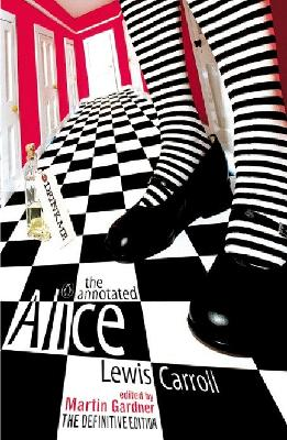 Annotated Alice book