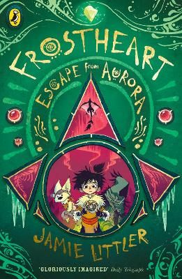 Frostheart 2: Escape from Aurora book