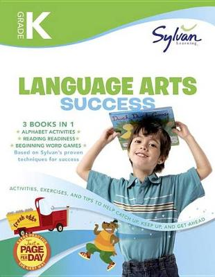 Kindergarten Language Arts Success by Sylvan Learning