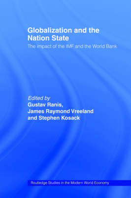 Globalization and the Nation State by Stephen Kosack