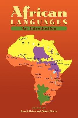 African Languages by Bernd Heine