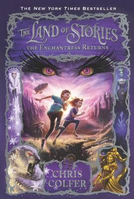 Enchantress Returns book