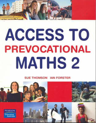 Access to Prevocational Maths 2 by Sue Thomson