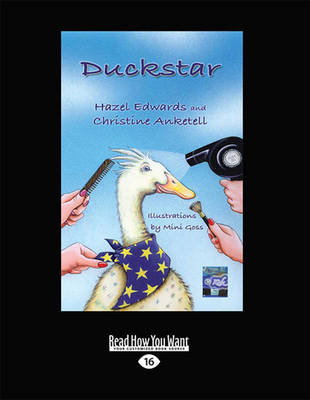 Duckstar / Cyberfarm by Hazel Edwards, Christine Anketell and Mini Goss