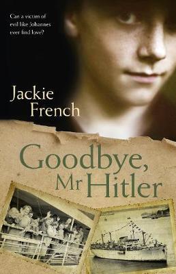 Goodbye, Mr Hitler book