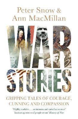 War Stories by Peter Snow