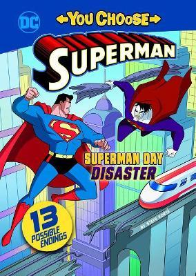 Superman Day Disaster by Steve Korte