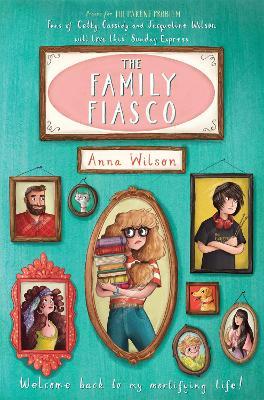 Family Fiasco by Anna Wilson